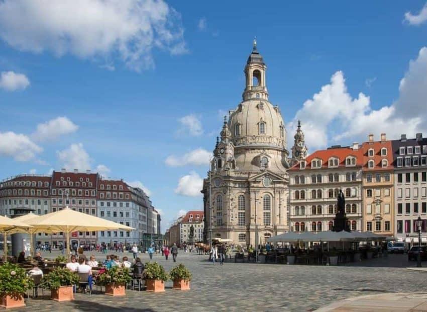 Mit dem Segway durch die Dresdner Altstadt