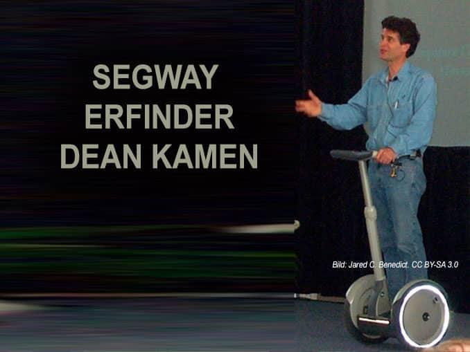 Wer hat den Segway erfunden?