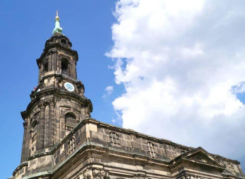 Segway Tour zur Kreuzkirche