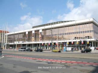 """Segway Tour zum """"Kulti"""" Kulturpalast Dresden"""