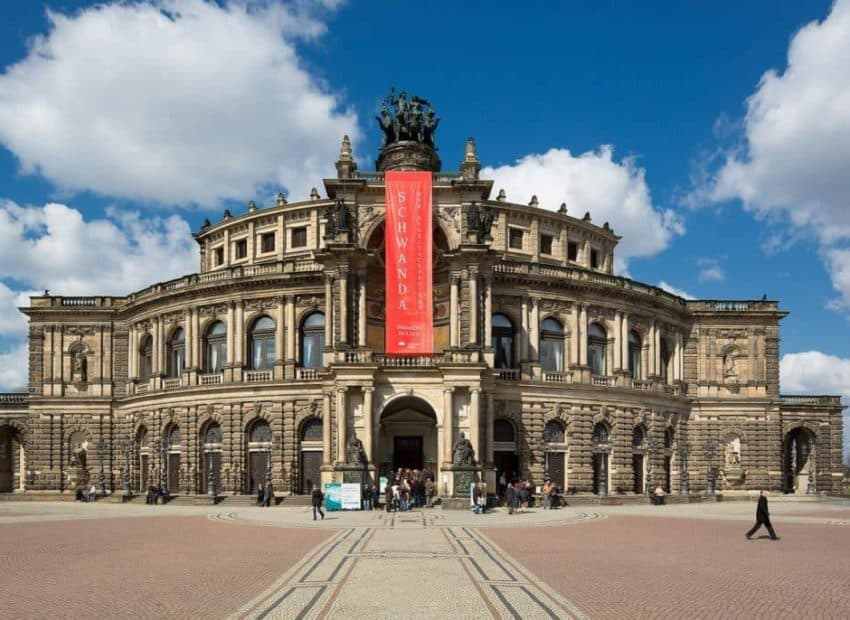 Segway Tour zur Semperoper